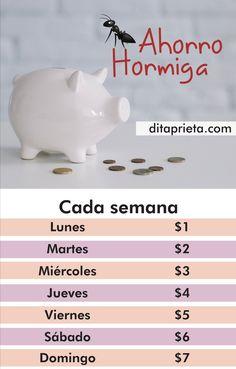 Savings Challenge, Money Saving Challenge, Savings Plan, Saving Money, Money Plan, Money Tips, Make Money From Home, How To Make Money, Financial Tips