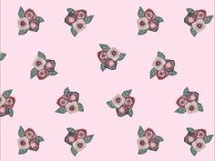 Lauren O'Kelley Plastic Roses Ditsy