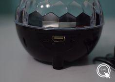 Una recensione del magnifico stereo Oxyled st-02 a led bluetooth, molto utile durante feste, karaoke. In grado di illuminare ambienti molto ampi.