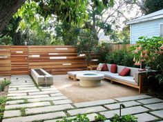 If you have a small yard or garden with the help of these creative ideas, you will get maximum use of every inch of the space. There are countless useful i