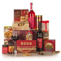 Send your season's greetings to friends, family or clients this Christmas with this chic hamper. Discover our range of Christmas hampers today. Elegant Christmas, Christmas 2014, Traditional Hampers, Chocolate Chip Biscuits, Wicker Hamper, Christmas Hamper, Christmas Pudding, Family Night, Chocolate Cherry