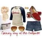 Cardinals baseball outfit