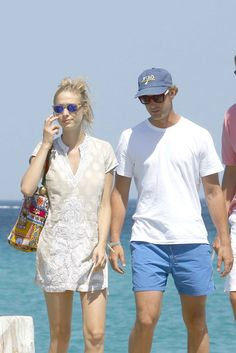 Pierre - Beatrice - St Tropez - July 2015 - Before Wedding