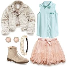 Tween fashion blush puff