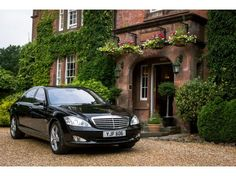 Chauffeured to your destination in a luxury Mercedes - new service offering coming soon