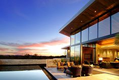 Homes designed by Kevin B. Howard Architects​ will take your breath away. #luxeAZ