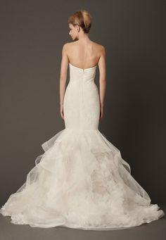 Wedding Dresses, Bridal Gowns by Vera Wang   Fall 2013
