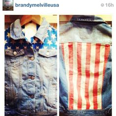 i hate jean jackets on me...but i would make an exception for this!