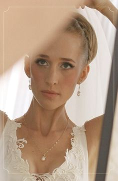 www.urbanbridesmag.co.il  אבישג וטל - חתונות אורבניות  צילום: פוני מסיקה  #wedding #bride #make up #hair