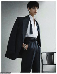 Supermodels.nl Industry News - Anna Selezneva in 'Cherchez L'Homme'...