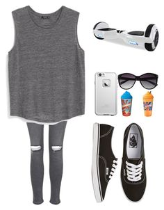 """""""I'm ready for spring/summer already"""" by thisisvintage ❤ liked on Polyvore featuring Topshop, MANGO, Vans, LifeProof, Vince Camuto and Disney"""