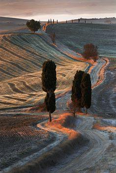 On the Road by Jaroslaw Pawlak on Fotoblur | Landscape Photography