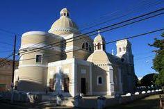 Fotografía de Ricardo David Jusino.  Parte posterior de la Iglesia Católica San Antonio de Padua de Guayama, PR en la actualidad. (n.f) http://www.panoramio.com