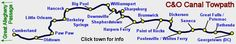 Great Allegheny Passage & C&O Canal Trail Trail Maps, Businesses, Events, Mileage, and more
