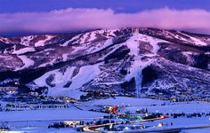 Steamboat Springs, Colorado