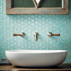 Madagascar Seaspray - Indian Ocean - Wall & Floor Tiles | Fired Earth