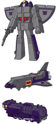 Astrotrain - Triple Changer Decepticon Comic Character, Character Design, Transformer Logo, Transformers Decepticons, Transformers Robots, Transformers Masterpiece, Original Transformers, Transformers Generation 1, Transformers Collection