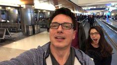 "3,898 Likes, 25 Comments - John Barrowman MBE (@johnscotbarrowman) on Instagram: ""Heading to the gate for #melbourne @qantas JB"""