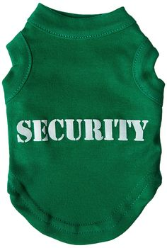 Mirage cat Products 8-Inch Security Screen Print Shirts for cats, X-Small, Emerald Green >>> Discover this special cat product, click the image : Cat Apparel