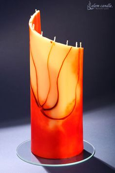 #Handmade #Candle - Stunning -Talk about setting the mood... http://www.mycraftkingdom.com