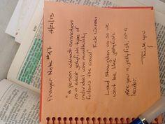 Prayer Note #47