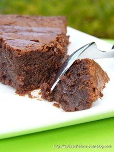 Gâteau au chocolat ultra fondant et délicieux !