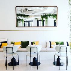 ELLE Cafe Japan. Featuring the Coco chair