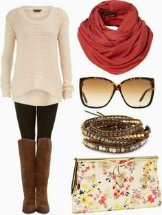 Perfect Winter Outfit & Accessories