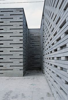 Stone Museum in Nasu, Kengo Kuma & Associates. Photo © Shinkenchiku- sha.