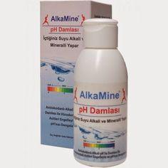SAĞLIKLI KAL : Alkamine Ph Damlası -  Zayıflatır