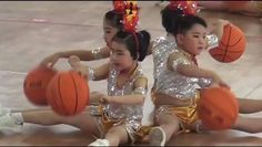 This Hangzhou kindergarten is training up the next batch of Chinese basketball superstars.