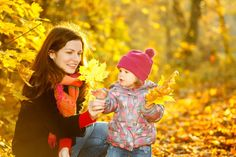 """Enjoy the crisp fall are with your kids. There are so many fun fall activities that gets you and you kids outside! Check out some of these ideas. We love """"make handprint leaves. Autumn Activities For Kids, Activities To Do, Nature Activities, Toddler Activities, Fun Arts And Crafts, Arts And Crafts Projects, Stress, Helping Children, Get Outdoors"""