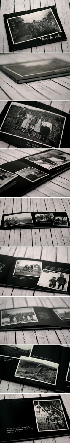 Memories from Sollia by Lise Camilla Krogstad, via Behance #book #graphic #design