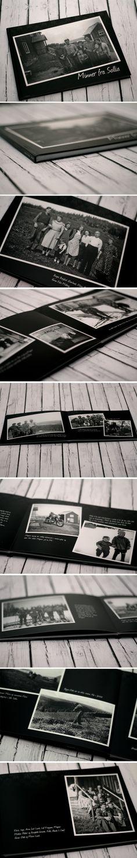 Memories from Sollia by Lise Camilla Krogstad, via Behance #book #graphic #design