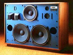 Comfortable Speakers Bluetooth Home Audiophile Speakers, Monitor Speakers, Hifi Audio, Stereo Speakers, Bluetooth Speakers, Speaker Plans, Speaker System, Audio System, Speaker Box Design