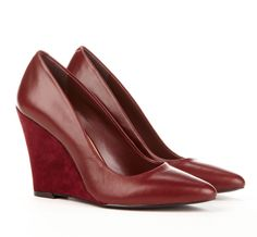 Kelly pointed wedge.  I didn't see the name-but I did think of Shellie Kelly when I saw these:)