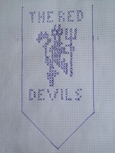 Leeds United, Manchester United, Knitting Charts, Knitting Patterns, Knitting Ideas, Liverpool, Mittens, Cross Stitch, Bullet Journal