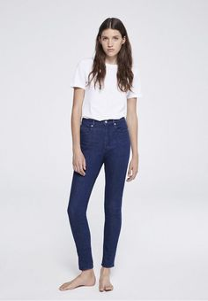 Check our DetoxDenim Women Collection! Ethical Brands, Slim Fit, Midnight Blue, Skinny Fit, Sustainable Fashion, Jeans, Blue Denim, Organic Cotton, My Style