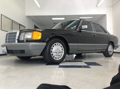 1991 Mercedes-Benz 350 SD Turbo Diesel