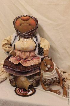 Коллекционные куклы ручной работы. Ярмарка Мастеров - ручная работа Васька паршивец!!!. Handmade.