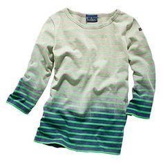 #le_minor via madewell dip-dyed tee $105