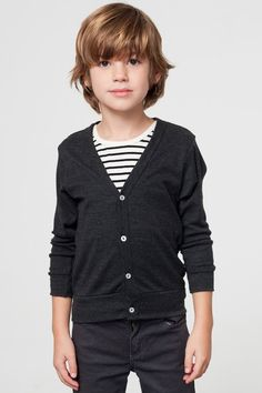 Tri-Blend Rib Cardigan on HauteLook