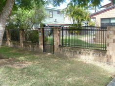Aluminium Fencing | HTM Homescapes