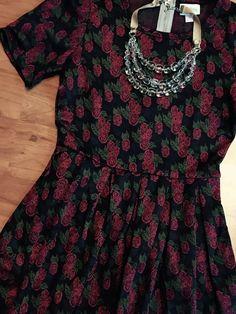 LuLaRoe Amelia dress #lularoelysaandroxi