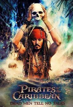 Pirates of the Caribbean: Dead Men Tell No Tales Captain Jack Sparrow searches for the trident of Poseidon. Great Movies, New Movies, Disney Movies, 2017 Movies, Latest Movies, Movies Online, Pirate Art, Pirate Life, Pirate Ships