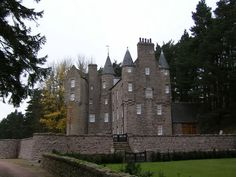 This is Castle Birse, my ancestry. Near the Forest of Birse, Aberdeenshire, Scotland...My maiden name is Birss