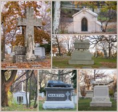 Forest Home Cemetery - Milwaukee, WI