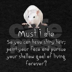 stop animal testing Dark T-Shirt Animal Testing Quotes, Animal Cruelty Laws, Stop Animal Testing, Animal Rights Movement, Rat Man, Baby Animals Super Cute, Dark Men, Animal Welfare, Thought Provoking