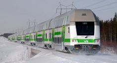 Commuter Train Finland