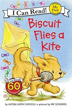 Buy Biscuit Flies A Kite by Alyssa Satin Capucilli at Mighty Ape NZ. It seems like the perfect day to fly a kite, until-oh, no!-the wind begins to blow the kite away! Join Biscuit, everyone's favorite little yellow pup. Good Books, Books To Read, Earth Book, Shared Reading, Price Sticker, Toddler Books, Old Love, Tot School, Kids Boxing